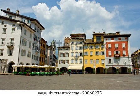 Town in northern Italy