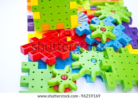 Toy - stock photo