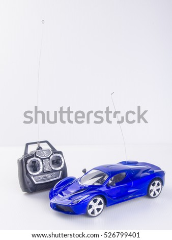 toy car or radio control car on background