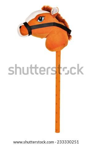 toy horse  - stock photo