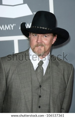 Trace Adkins at the 51st Annual GRAMMY Awards. Staples Center, Los Angeles, CA. 02-08-09