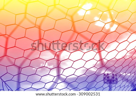Track,Rubber granules red background,For outdoor exercise - stock photo