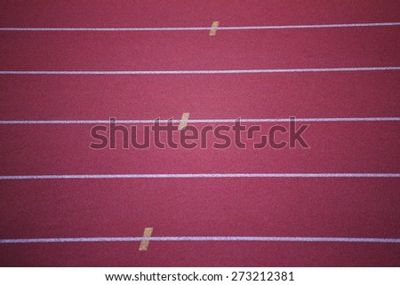 Track - Simple running track background with horizontal lines. - stock photo