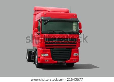 Tractor - stock photo