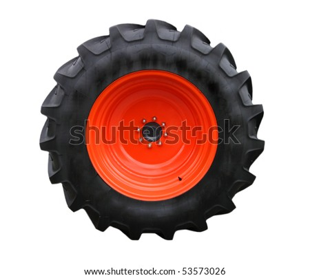 Tractor truck stock photos images pictures shutterstock for Big tractor tires for free