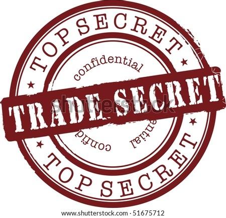 Trade secret flyer
