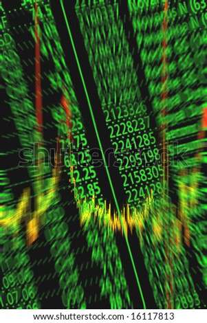 trading - stock photo
