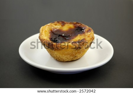 traditional cafe from portugal pastel nata