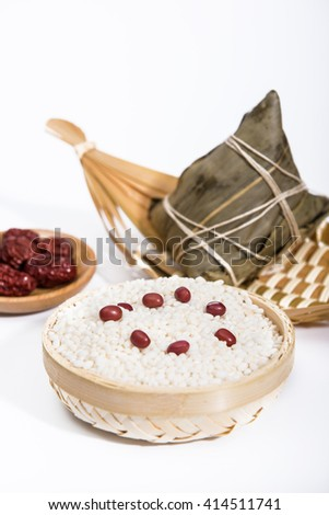 traditional Chinese rice-pudding