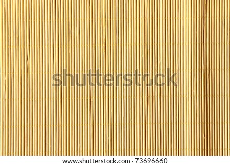 Traditional japanese natural bamboo background - stock photo