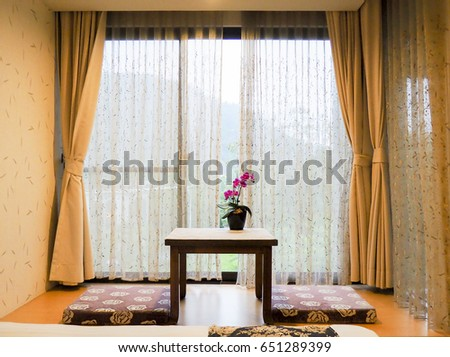 Japanese Style Room Stock Images Royalty Free Images Vectors Shutterstock
