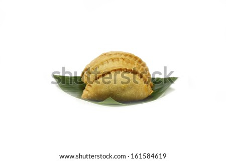 Traditional Malay cakes - stock photo