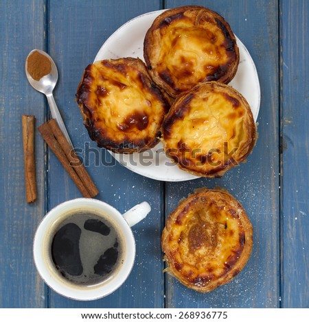 traditional portuguese cookies - stock photo