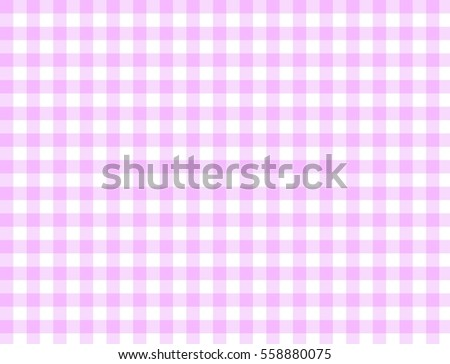 Traditional tablecloth background pattern pink and white