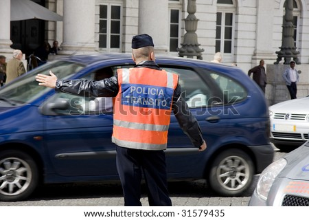 traffic police, security