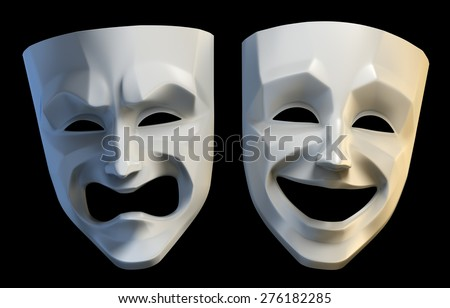 Drama Masks Stock Images, Royalty-Free Images & Vectors | Shutterstock