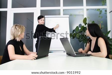 training 1 - stock photo