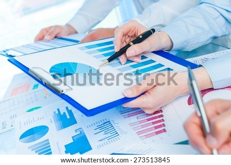 Training, business, personal. - stock photo