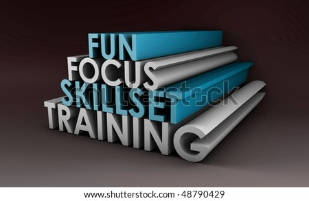 Training Course Focus on Skillset in 3d