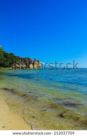 Tranquility Sea Landscape  - stock photo