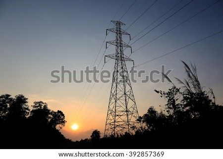 Transmission towers/Transmission towers/Transmission towers