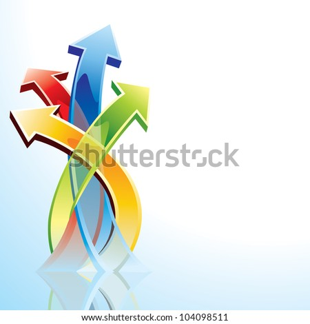 Transparent arrows background. Raster version, vector file ID: 101281891