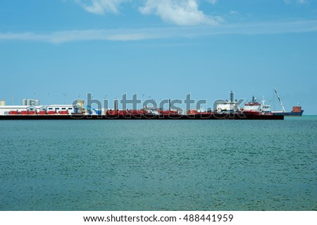transportation of goods by sea