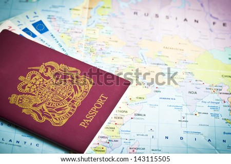 Travel and exploring - stock photo