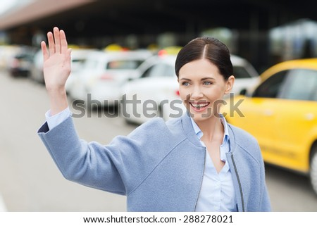 Waving Bye Stock Photos, Images, & Pictures   Shutterstock
