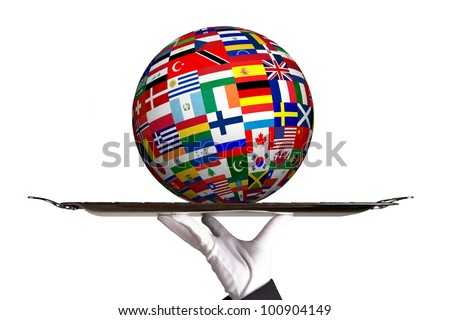 Travel services - stock photo
