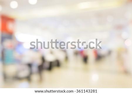 Travel Trade Show - stock photo