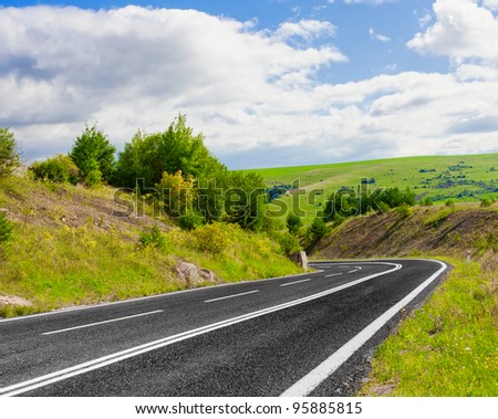 Travelling - stock photo