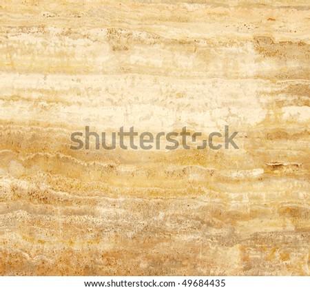 travertine  texture - stock photo