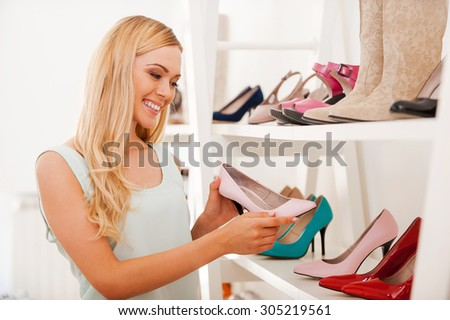 Buying Shoes Stock Images, Royalty-Free Images & Vectors ...