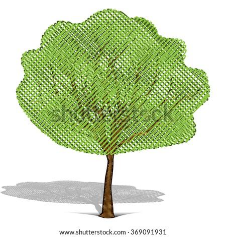Tree - stock photo