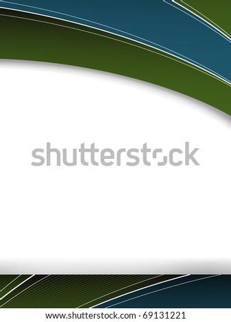 trendy template - stock photo