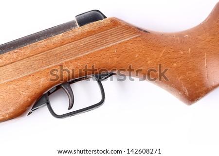 trigger - stock photo