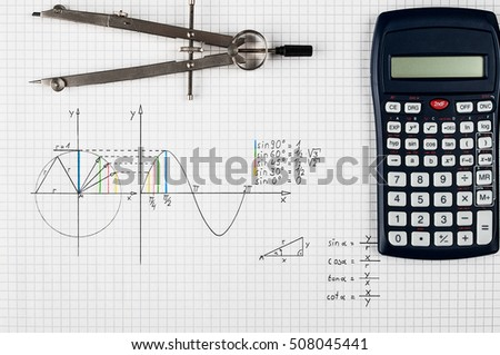 Trigonometry - maths background