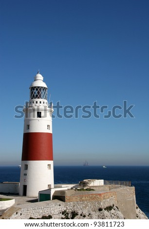 Trinity Lighthouse, Gibraltar