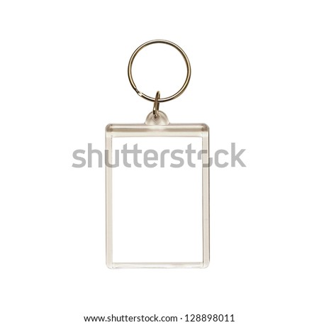 Trinket isolated on white background - stock photo