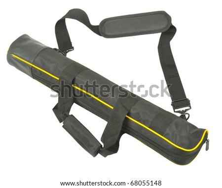 Tripod Bag - stock photo