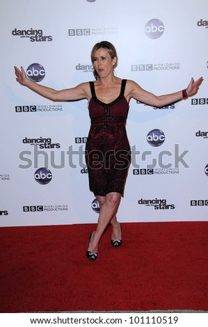 "Trista Rehn at the ""Dancing With The Stars"" 200th Episode, Boulevard 3, Hollywood, CA. 11-01-10"