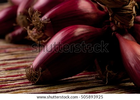 Tropea red onion