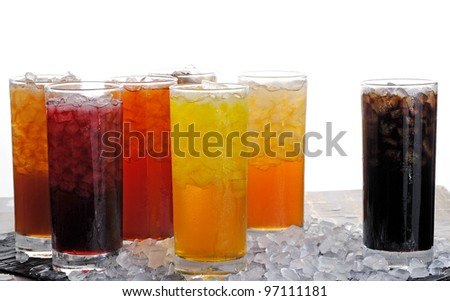 tropical asia drink - stock photo