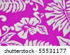 Tropical design useful as a background pattern - stock photo