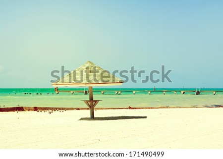 Tropical Vacations - stock photo