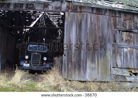 Truck Shed