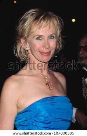 Trudie Styler at the Greenfingers Premiere, NYC, 7/18/2001