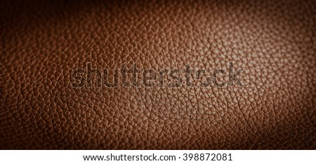 Trunk Maker at work in his luxury leather workshop, Background - stock photo