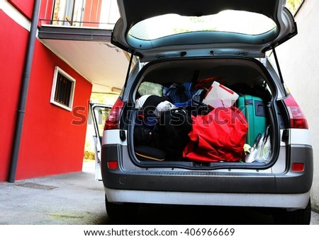 overloaded vehicle stock images royalty free images vectors shutterstock. Black Bedroom Furniture Sets. Home Design Ideas